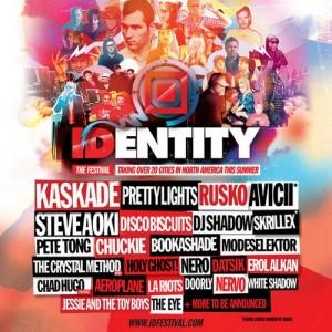 Identity Festival 2012 - San Diego, August 18