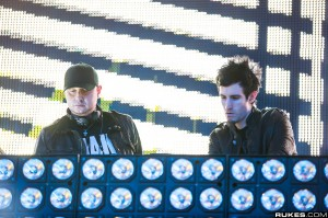 Knife Party at Hard Day of the Dead