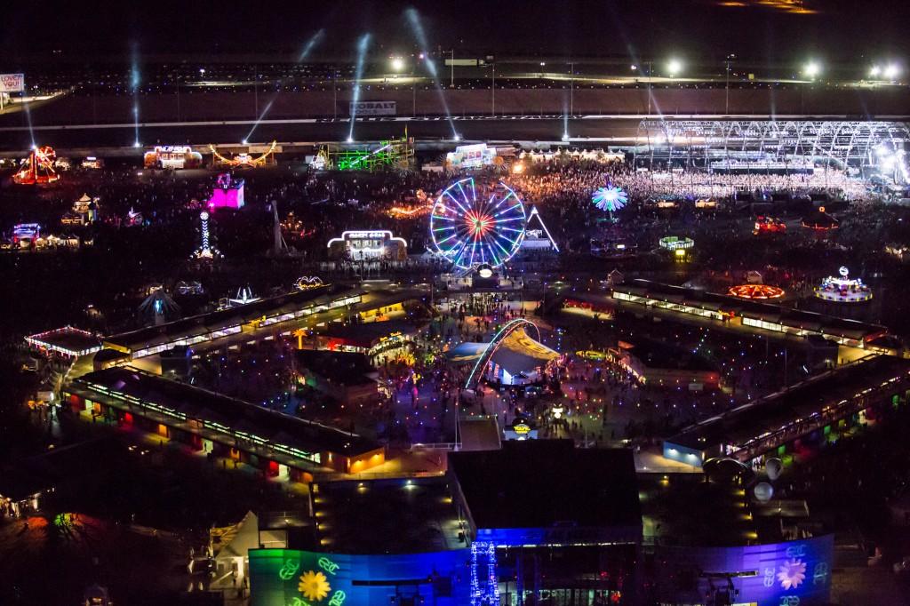 EDC Las Vegas Set Downloads – Day One (June 21, 2013)