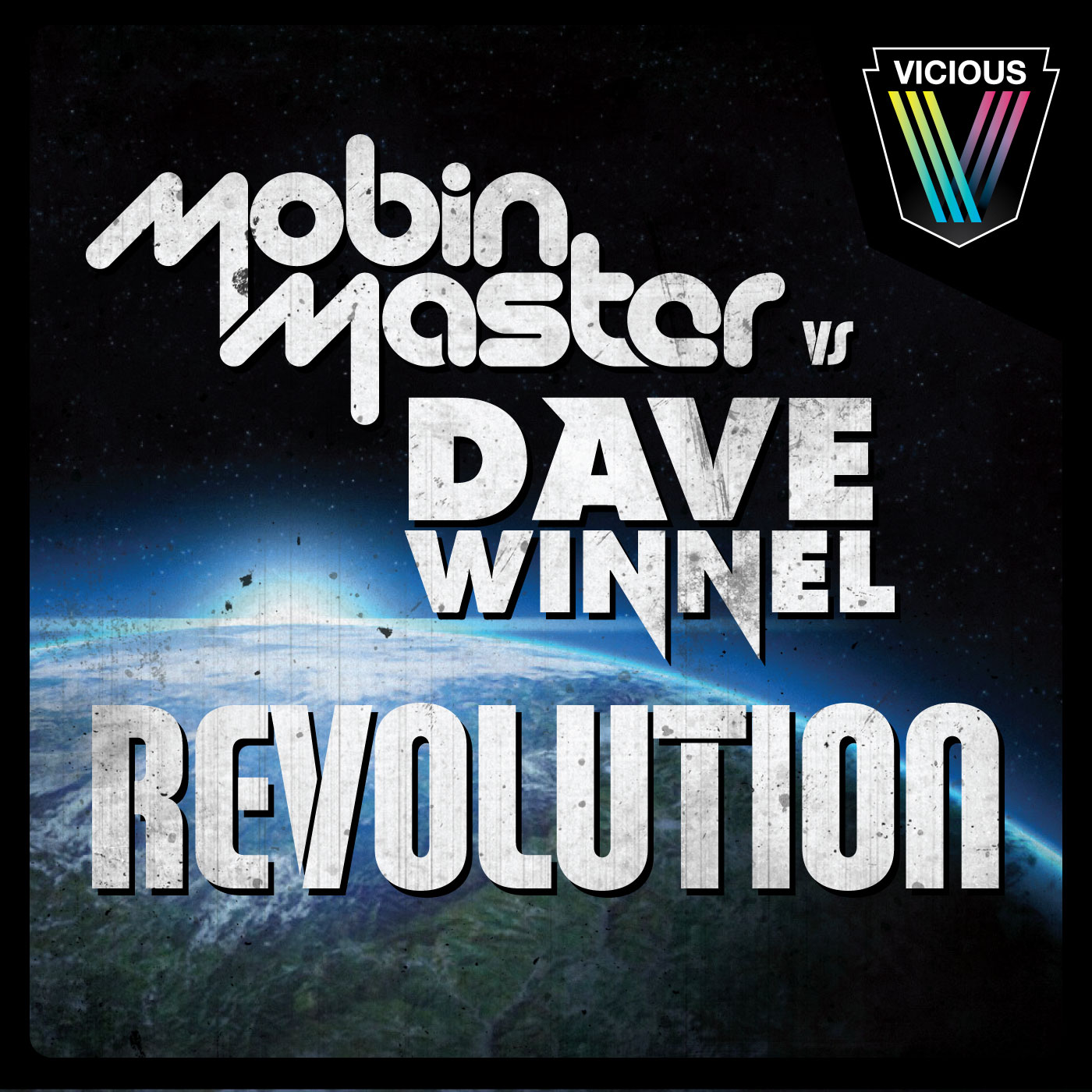 Mobin Master & Dave Winnel - Revolution (Original Mix)