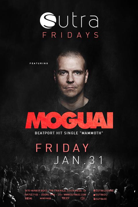 Moguai - January 31 (Sutra, Costa Mesa)