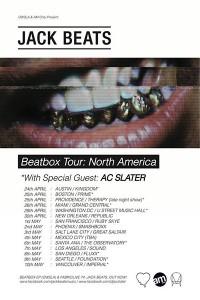 Jack Beats + AC Slater - May 6 (Observatory, Santa Ana)