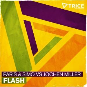 Paris & Simo vs. Jochen Miller - Flash (Original Mix)