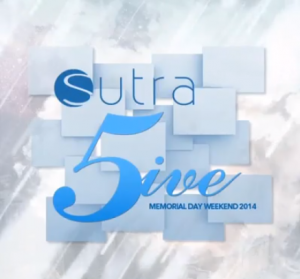 Sutra Five with ATB, Rusko, Stafford Brothers, Michael Woods, & Vice - May 21 through May 25 (Sutra, Costa Mesa)