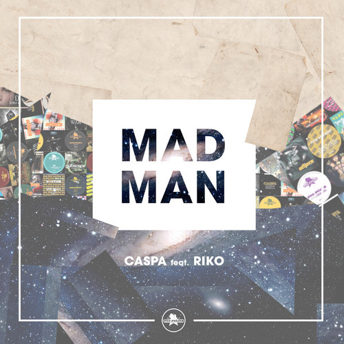 Caspa - Mad Man ft. Riko (Preview - Out July 7) [Remix Competition]