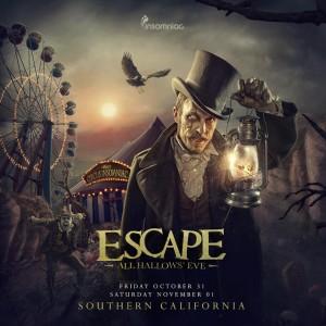 Escape: All Hallows Eve - October 31 & November 1 (Southern California)