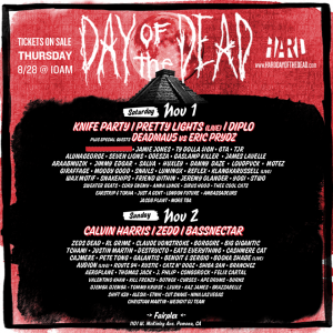 HARD: Day of the Dead - November 1& 2 (Fairplex, Pomona)