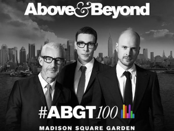 Above & Beyond Live at Madison Square Garden (ABGT100)