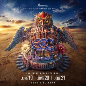 EDC Las Vegas 2015 Dates & Ticket Announcement