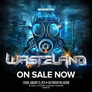Basscon presents: Wasteland - January 25 (Hollywood Palladium)