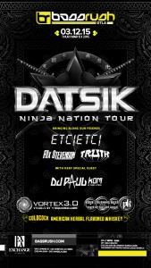 Datsik - March 12 (Exchange, Los Angeles)
