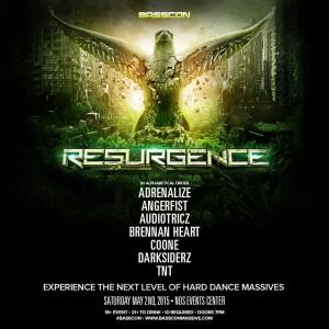 Basscon presents...Resurgence - May 2 (NOS Events Center, San Bernardino)