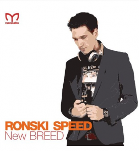 Ronski Speed - New Breed (Mix Compilation) + Interview