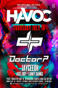 Doctor P - July 16 (Yost Theater, Santa Ana)