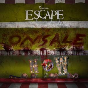 Escape - All Hallows' Eve - October 30 & 31 (NOS Events Center, San Bernardino)