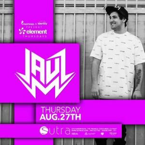 Jauz - August 27 (Sutra, Costa Mesa)