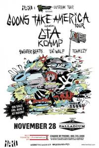 GTA - Novmber 28 (Palladium, Hollywood)