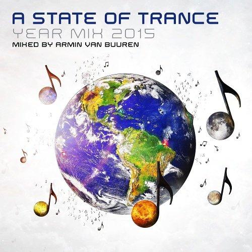 Armin van Buuren - A State Of Trance Year Mix 2015 (2 Hour Mix)