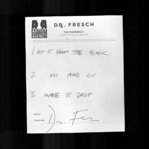 Dr. Fresch - On And On (Original Mix)