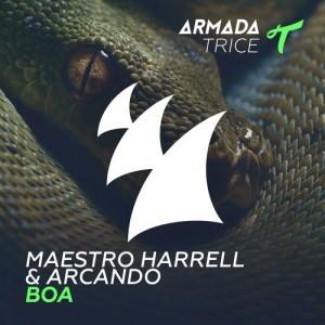 Maestro Harrell & Arcando - Boa (Original Mix)