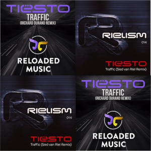 Tiesto - Traffic (Richard Durand & Sied van Riel Remixes)