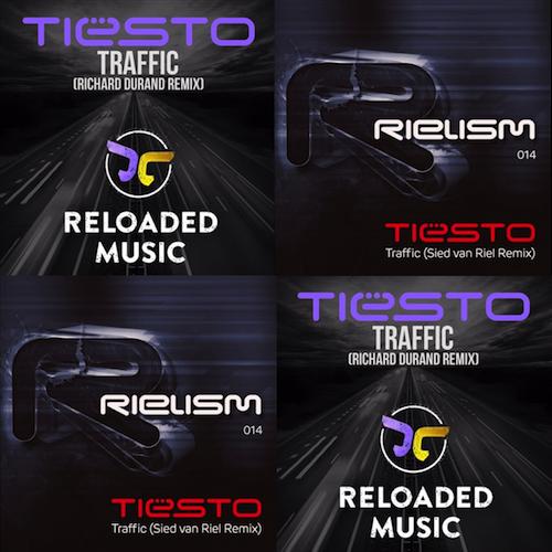 Tiesto - Traffic (Richard Durand & Sied van Riel Remixes)