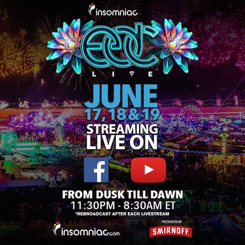 EDC Las Vegas 2016 Live Stream