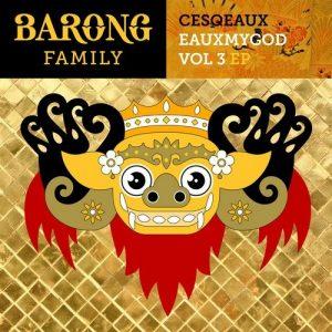 Cesqeaux - EAUXMYGOD Vol. 3