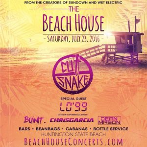 The Beach House - July 23 (Huntington State Beach)