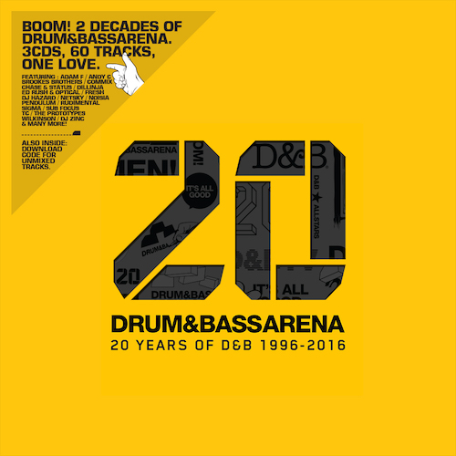 drumbassarena-20-years-compilation-album
