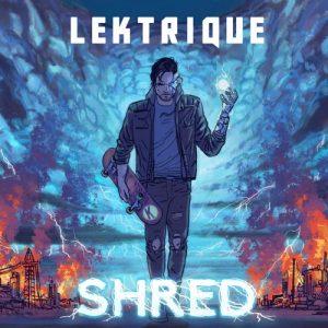 Lektrique - Shred (Original Mix)