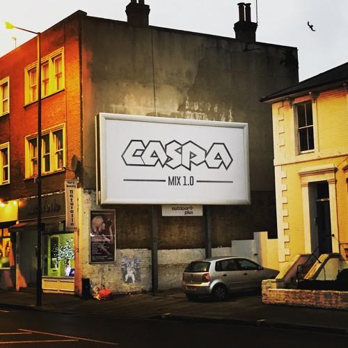 Caspa - Mix 1.0 (40 Minute Mix)