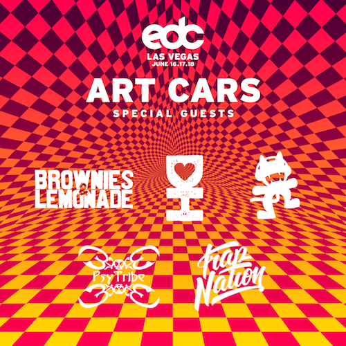 Art Cars 2017