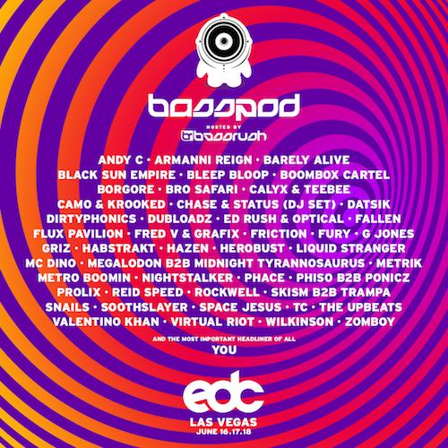 Basspod 2017