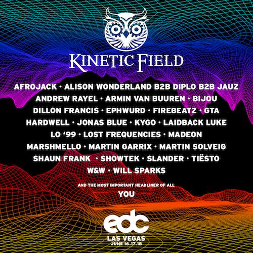 Kinetic Field 2017