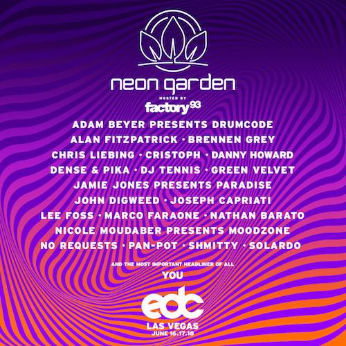 Neon Garden 2017