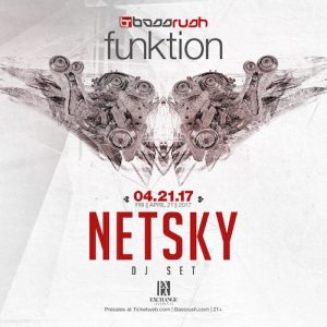 Netsky - April 21 (Exchange, Los Angeles)