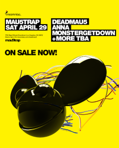 deadmau5 - April 29 (Los Angeles)