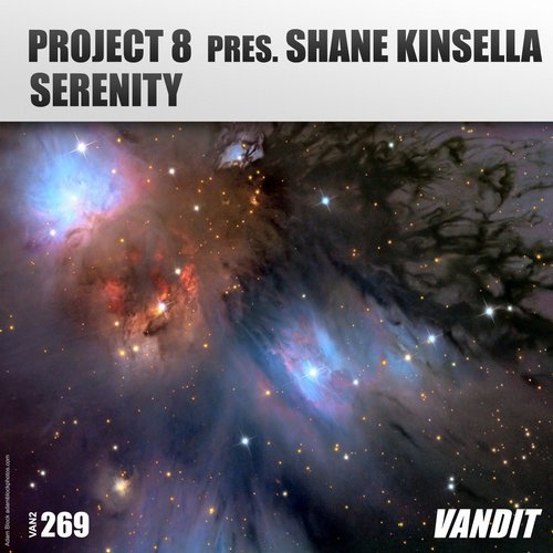 Project 8 pres. Shane Kinsella - Serenity (Original Mix)