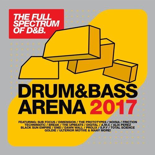 Drum&BassArena - 2017 (Compilation Album)