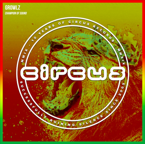 Growl Diego: Champion Of Sound (Original Mix) [Free Download